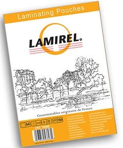 Пленка для ламинирования  Lamirel,  А4, 125мкм, 100 шт.     LA-78660 - фото 7810