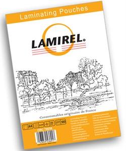 Пленка для ламинирования  Lamirel,  А4, 100мкм, 100 шт.     LA-78658 - фото 9658