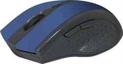 Defender Мышь беспроводная Accura MM-665 синий,6 кнопок,800-1200 dpi     52667 - фото 9860