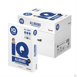 Бумага 'Iq Allround' A4, класс бумаги 'B' 80 г/м2, 500 листов     iq - фото 9983