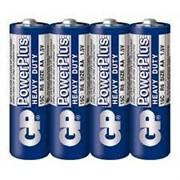 Батарейка AA, GP  Power Plus Blue  (уп 4 шт.)     LR06