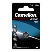 Батарейка CR1220 CAMELION (1 шт.)     CR1220