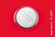 Батарейка CR2032, 3 В, Panasonic (1 шт.)     CR2032