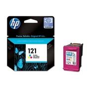 Картридж Hewlett-Packard 121 цветной для HP F4200     CC643HE
