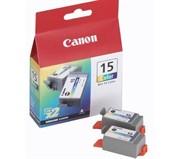 Canon BCI-15 цветная чернильница для i70 2 шт     8191A002