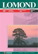 Lomond Глянцевая бумага 1х A4, 150г/м2 50 л.     0102018