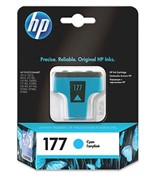 177 Голубой картридж CIS к HP Photosmart 8253     C8771HE