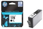 Картридж HP # 178 Black Inkjet, CIS 250 стр     CB316HE