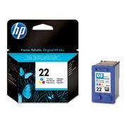 Картридж трехцветный №22 к PSC 1410 Deskjet 3920/3940 (5 ml)     C9352AE