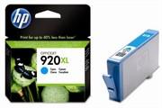 Картридж голубой HP 920XL OfficeJet 6000, 6500, 7000 Series (700 стр.)     CD972AE