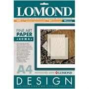 Lomond Бумага глянцевая с тиснением 'Кожа' 200г/м2 10л А4     0918041