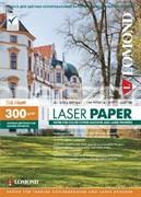 Lomond Бумага матовая  А4 300 г/м2 двустор. для цв.лаз.принтеров150л     0300743