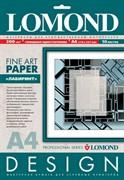 Lomond Бумага матовая с тиснением 'Лабирнт' 200г/м2 10л А4     0923041