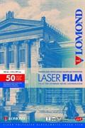 Lomond Прозрачные пленки А4 50 для ч/б лаз. принтеров     0705415