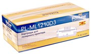 Samsung ML-1010/1020M/1210/1220M/1250/1430/Xerox Phaser 3110/3210/Lexmark E210/212 картридж Profiline 2500 копий     ML - 1210D3