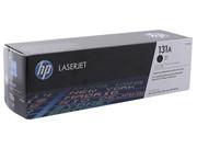 131A Black Kартридж для HP LaserJet Pro 200 M251/MFP M276 1600 страниц     CF210A