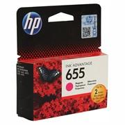 Картридж HP 655 Magenta (Пурпурный) DJ IA 3525/5525/4515/4525 600 страниц     CZ111AE
