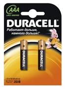 Батарейка AAA, Duracell Basic MN2400 (1 шт.)     LR03-2BL