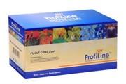 Картридж PL-CLT-C406S для принтеров Samsung CLP-360/362/363/364/365//366/367W/368/410/460/CLX-3300/3302/3303/3304/3305/3306/3307 1000 копий Cyan ProfiLine     CLT-C406S