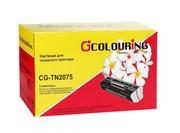 Brother картридж TN-2075 совм. HL-2030/2040/2070/DCP-7010R/MFC 7420R/7820NR/FAX2920R (2,5К) Colouring     TN-2075