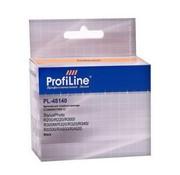 Картридж для Epson Stylus Photo R200/R220/R300/R300M/R320/R325/R340/RX500/RX600/RX620 Black ProfiLine     48140
