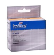 Картридж для Epson Stylus R270/R290/R295/R390/RX590/RX610/RX615/RX690/1410/TX700W/TX800FW/T50 Light Magenta ProfiLine     0826