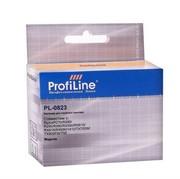 Картридж для Epson Stylus R270/R290/R295/R390/RX590/RX610/RX615/RX690/1410/TX700W/TX800FW/T50 Magenta ProfiLine     0823