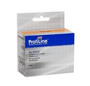 Картридж для Epson XP-33/103/203/207/306/406 экономичный повышенной емкости Black 17мл ProfiLine     T1711