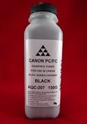 Тонер CANON FС/PC-210/230/310/330 (фл. 150 г) AQC фас России