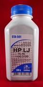Тонер HP LJ 1100/1150/3100 (фл,140г) B&W Standart фас России     1100