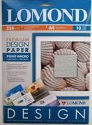 Lomond Бумага матовая 'Папирус', 230г/м2 10л А4     0929041