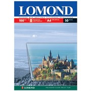 Lomond Прозрачные пленки A4, 50л., для струйных принтеров     0708415