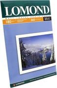 Lomond Матовая бумага 1х A4, 180г/м2, 25 листов     0102037