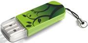 Verbatim 8GB флэш-диск Mini Elements Edition, USB 2.0, Earth     98160