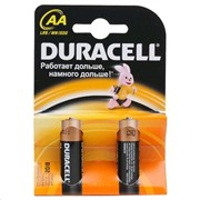 Батарейка AA, Duracell Basic (1 шт.)     LR06-18BL