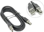 Кабель USB04-10 USB2.0 A-B 1.8м     83763