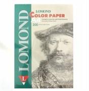 Офисная цветная бумага Lomond Lagoon (Светло-зеленый), A4, 80 г/м2, 200 листов., пастельный тон.     1004209