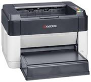 Лазерный принтер Kyocera FS-1040 (A4, 1200 dpi, 32Mb, 20 стр/мин, USB 2.0)     FS-1040
