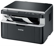 Многофункциональное устройство Brother DCP-1612WR принтер/копир/сканер А4, USB/Wi-Fi (А4, 20 стр/мин, ЖК-дисплей, 1200dpi, входной лоток 150 л)     DCP1612WR