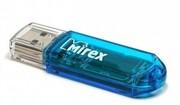 Флеш накопитель 8GB Mirex Elf, USB 3.0, Синий     13600-FM3BEF08