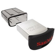 SanDisk Флеш накопитель 32GB CZ43 Ultra Fit, USB 3.0 (New)     SDCZ43-032G-GAM46