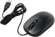 Мышь GENIUS DX-110, USB, G5, чёрная (black, optical 1000dpi, подходит под обе руки)     31010116100