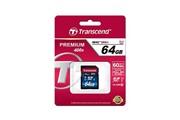 Флеш карта SD 64GB Transcend SDXC Class 10 UHS-I,300X     TS64GSDU1