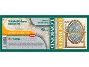 Матовая бумага Lomond для САПР и ГИС 90 г/м2 (610 x 45, 2 x 508) (ЭКОНОМ)     1202111