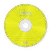 Диск DVD-R Mirex 4.7 Gb, 16x, Slim Case (1), (1/200)     202363