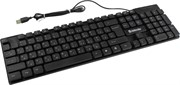 Defender Клавиатура OfficeMate HB-260 RU,черный,мультимедиа.     45260