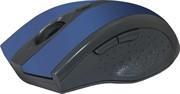 Defender Мышь беспроводная Accura MM-665 синий,6 кнопок,800-1200 dpi     52667