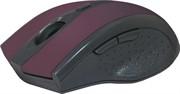 Defender Мышь беспроводная Accura MM-665 красный,6 кнопок,800-1200 dpi     52668