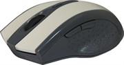 Defender Мышь беспроводная Accura MM-665 серый,6 кнопок,800-1200 dpi     52666