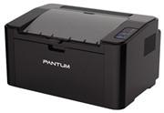 Принтер лазерный Pantum P2207. 1200x1200 dpi, 22 стр/мин, лоток 150 лист, ресурс картр. 1600 стр,     P2207